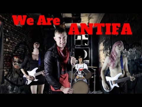 We Are ANTIFA - Parody Song (Sponsored by George Soros)