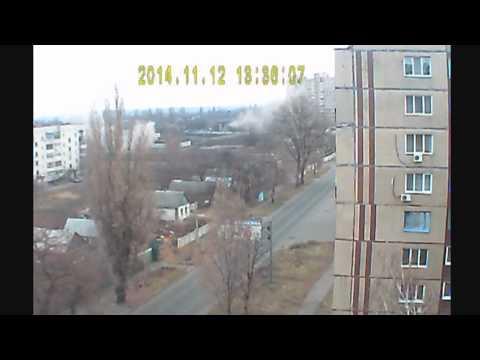 12 ноября 201 Авдеевка попала под обстрел