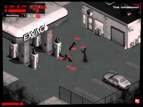 Sift Heads™ Street Wars - Prologue - Walkthrough