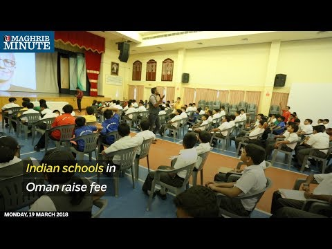Indian schools in Oman raise fee