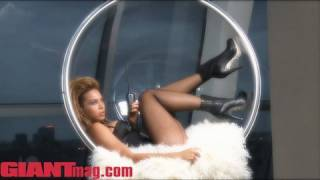 EXCLUSIVE Beyonce Sexy Behind-The-Scenes Photo Shoot