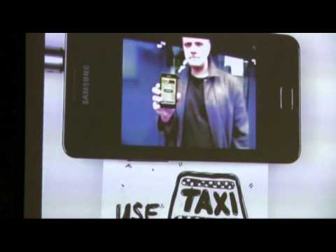 Taxi Meter: the Public Prize winner at App Camp 2011