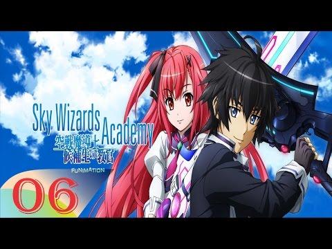 Sky Wizards Academy Episode 6 English Dub HD 720p