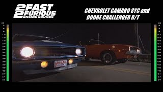 Nonton 2 Fast 2 Furious: Engine Sounds - Camaro & Challenger Film Subtitle Indonesia Streaming Movie Download