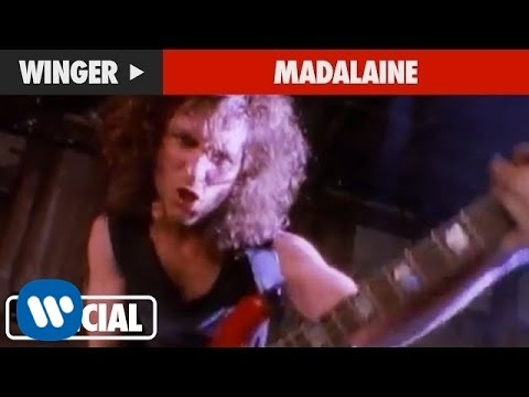 Winger - Madalaine (Official Music Video)