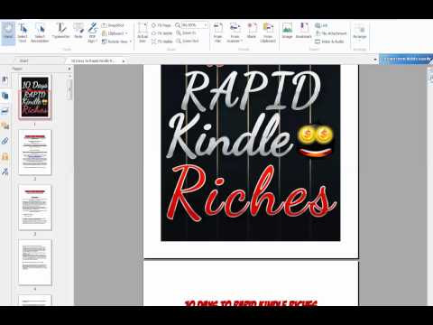 10 Days To Rapid Kindle Riches Review – WSO Review