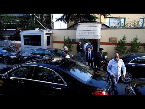 Τουρκίᨨ: Άγνωστη παραμένει η τύχη του Σαουδάραβα δημοσιογράφου…