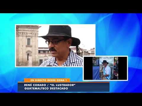 Viva La Mañana   Guatevisión   Enlace René Corado