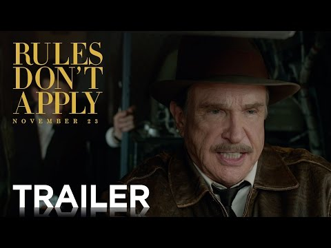 Rules Don t Apply Official Trailer