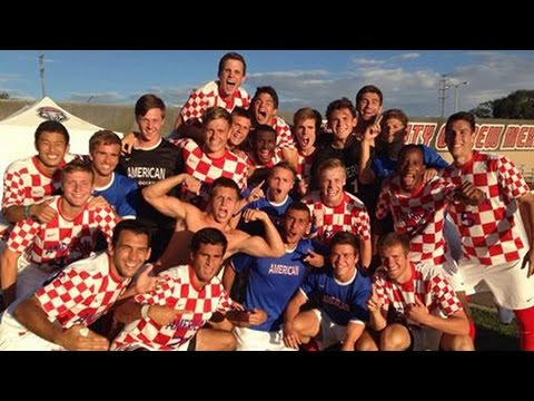 Men's Soccer Upsets No. 1 UCLA