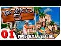 Tropico 5 Programa Espacial 01 vamos Jogar Como Vencer