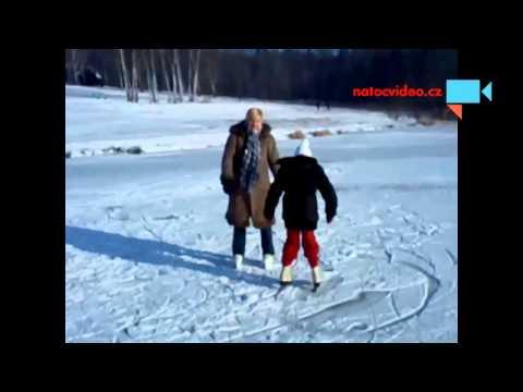 Zamrzlej rybník