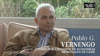 Pablo G. Vernengo - Director Ejecutivo de Economías Regionales de CAME