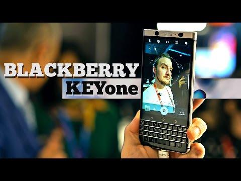 Такого на Android еще не было | обзор BlackBerry KEYone