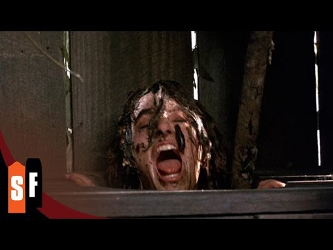 Sleepaway Camp II: Unhappy Campers (1988) Outhouse Death Behind-the-Scenes Look