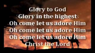 O Come All Ye Faithful - Casting Crowns.avi