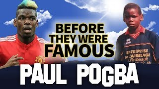 Video PAUL POGBA | Before They Were Famous | France FIFA World Cup 2018 MP3, 3GP, MP4, WEBM, AVI, FLV September 2018