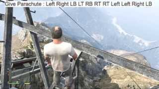 All GTA 5 Cheat Codes : Xbox 360&PS3 (Grand Theft Auto V Cheats)