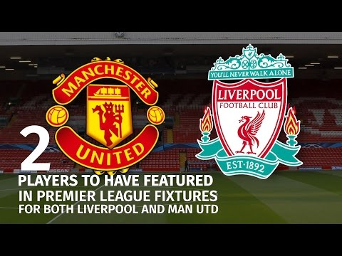 Liverpool V Manchester United - The Iconic Fixture In Numbers