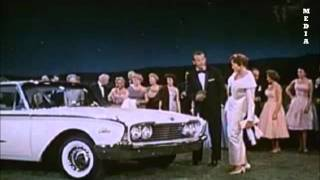 1960 Ford Galaxy, Falcon and Thunderbird Commercial