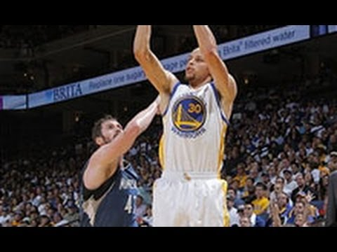 Video: Duel: Stephen Curry vs. Kevin Love