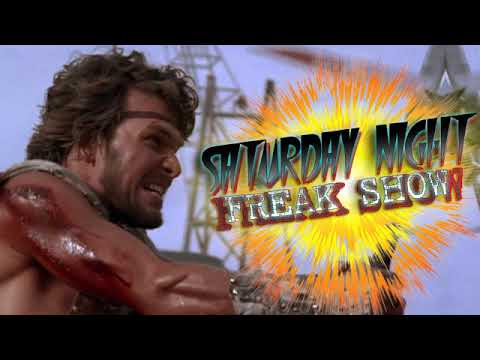 Steel Dawn (1987) - Saturday Night Freak Show Podcast