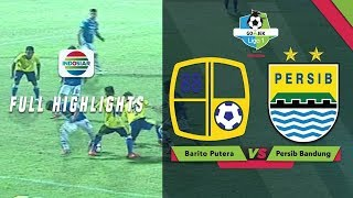 Video Barito Putera (2) vs (2) Persib Bandung - Full Highlight | Go-Jek Liga 1 Bersama Bukalapak MP3, 3GP, MP4, WEBM, AVI, FLV Juli 2018