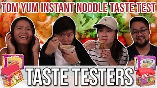 Video BEST TOM YUM INSTANT NOODLES | Taste Testers | EP 51 MP3, 3GP, MP4, WEBM, AVI, FLV Oktober 2018
