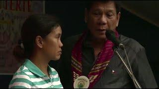Abu Sayyaf kidnappings must stop, says Duterte