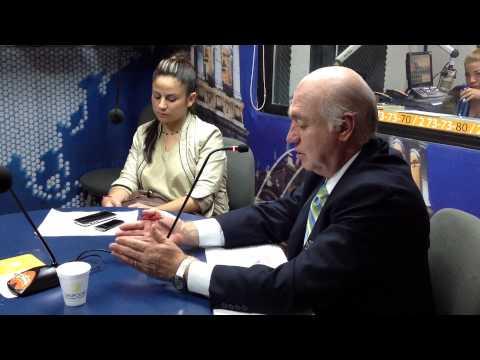 Entrevista con Germán Sierra Sánchez, Delegado de la Conagua en Puebla.