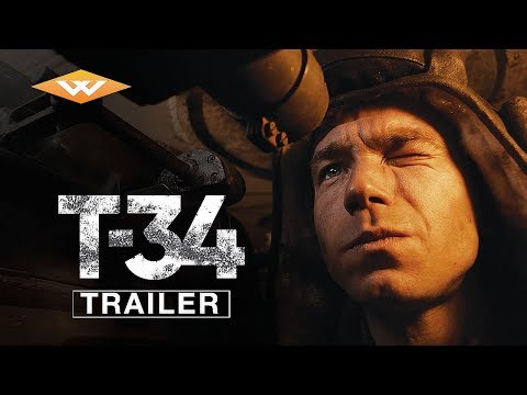 T-34 (2019) Official Trailer | Tank, War Movie
