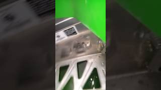 9. 2013 Arctic Cat M 1100 Turbo oil change and filter