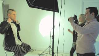 Pete Bennett: A Behind the Scenes Photoshoot