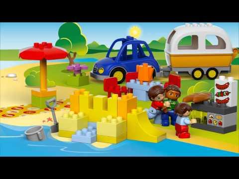 Конструктор Отдых на природе - LEGO DUPLO - фото № 4