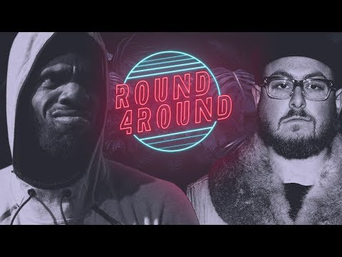 #ROUND4ROUND: LOADED LUX vs IRON SOLOMON - BRACKET 3