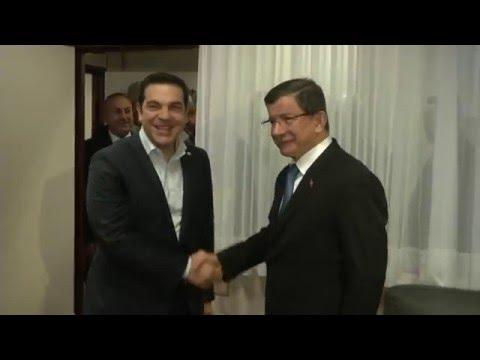 Διμερής Ελλάδας – Τουρκίας στο περιθώριο της Συνόδου