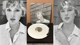Taylor Swift - cardigan (cabin in candlelight version) (vinyl)