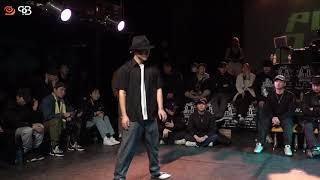 Zappy vs Juhee – POP ON BATTLE vol.7 Semi Final