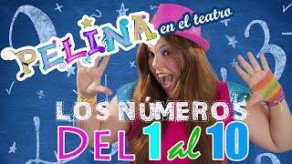 Los numeros del 1 al 10 para aprender cantando y bailando