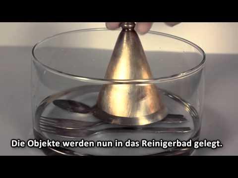 Tifoo Silberreiniger, Wie reinigt man Silber?