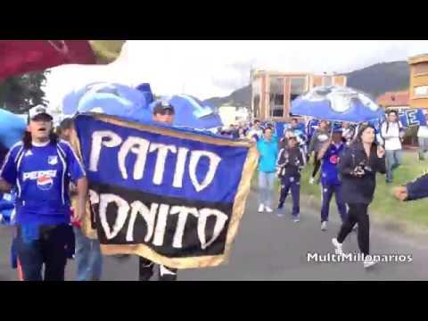 Comandos Azules & Blue Rain   #JuntosPorMillonarios - Comandos Azules - Millonarios