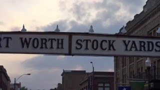 Fort Worth (TX) United States  City new picture : FORT WORTH STOCK YARDS TEXAS USA