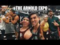 The Arnold Expo - Cheat Meals - Hanging with Rob and Dana Linn Bailey, Bradley Martyn, Travis S