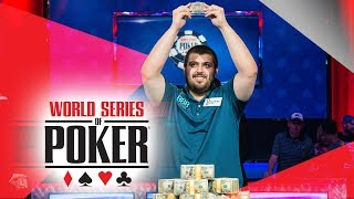 Nonton The Deuce Is Loose   2017 Wsop Main Event Final Table   Poker Central Film Subtitle Indonesia Streaming Movie Download