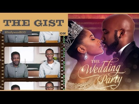 EP023  The Wedding Party (2016) - Movie Review // The GIST