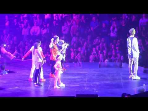 Justin Bieber - Children - Purpose Tour - The o2 London