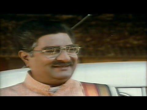 Rudraveena || Satyanarayana Introduction Scene || Chiranjeevi, Shobana