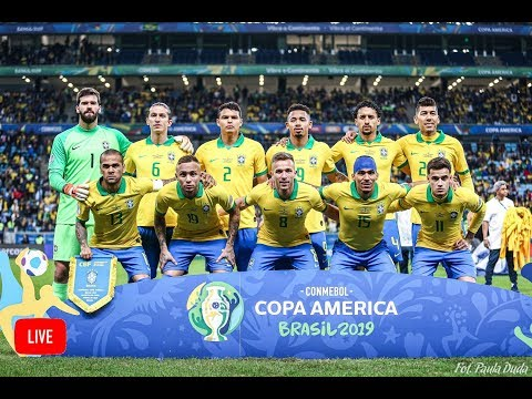 🔴LIVE Brazil Vs Peru - Copa America Final 2019 Stream Full HD