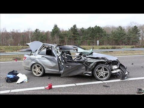 Twee ongevallen op A67 bij Eersel