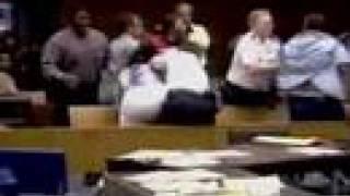 Son Attacks His Moms Killer In Court